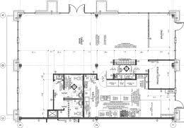 free kitchen floor plans commercial kitchen layout exles architecture design
