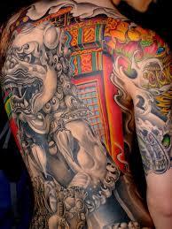 36 japanese lion tattoos designs u0026 ideas