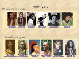 native american hairstyles for women native americans ppt