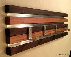 amazing wall mounted coat rack with shelf diy image of wall