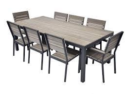 chaise jardin aluminium table jardin aluminium pas cher table et chaise jardin pas cher