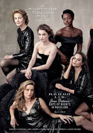 Vanity Fair Essay Actresses Wow In Black On Vanity Fair U0027s 2016 Hollywood Issue