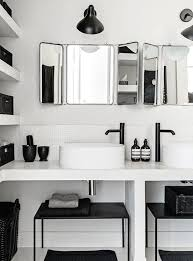 Black And White Bathroom Ideas Best 25 Black White Bathrooms Ideas On Pinterest Classic Style In