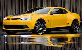 how much is a 2014 chevy camaro 2014 chevrolet camaro concept is the bumblebee autoguide com