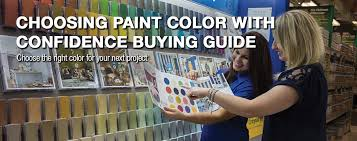 choosing paint color with confidence buying guide at menards