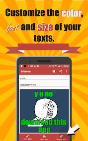 Meme Creator Free Download - meme creator free download of android version m 1mobile com