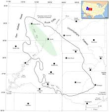 Utah On Map by Geo Expro Identifying Potential Oil Zones In Tight Reservoirs