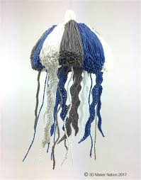 27 best 3doodler creations by what can you do with a 3d pen jellyfish www 3dmakernation com