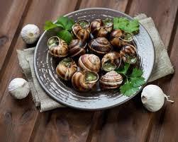 comment cuisiner des escargots recette escargots de bourgogne au thym