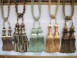 100 large tassels home decor curtain tassels and tiebacks