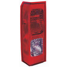Hummer H3 Clearance Lights by Replace Hu2800100 Hummer H3 Driver Side Tail Light Lens And