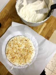 Homemade Coconut Cake by Coconut Rum Layer Cake Daily Cup Of Asheejojo