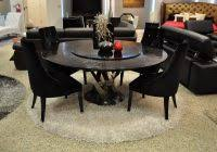 Modern Dining Room Tables With Various Designs Thementracom - Modern round dining room table