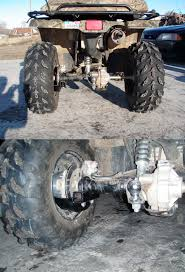 03 kodiak 450 4x4 auto yamaha grizzly atv forum