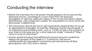Should You Bring A Cover Letter To An Interview Ir 502 Research Methods Data Collection Survey Research Interviews
