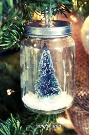 diy jar ornaments simply ciani