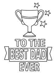 fathers day cards free printable s day coloring cards cards create and print