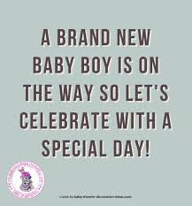 baby shower sayings baby shower saying for a boy sayings babies