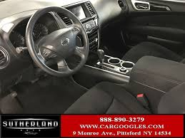 nissan pathfinder wheel size 2014 used nissan pathfinder 4wd 4dr s at sutherland service center