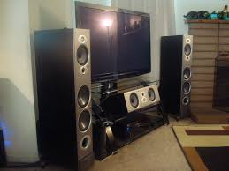 polk home theater speakers albertnsb u0027s home theater gallery newer setup 21 photos