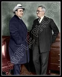Al Capone Coloring Pages Baby Al Capone 1 Photo 8x10 Colorized Ebay