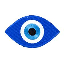 evil eye patch these are things