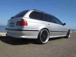 bmw wagon custom sell used custom 2000 bmw 540it e39 touring wagon m5 bumper 20
