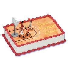 basketball cake topper cake decorating kits toppers basketball basketball pop top