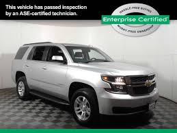 used chevrolet tahoe for sale special offers edmunds
