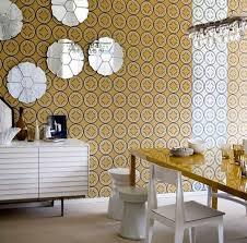 choose wallpaper walls of a good home interior design