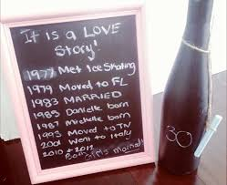 wedding anniversary ideas 30th wedding anniversary gifts ideas the great moment for 30th