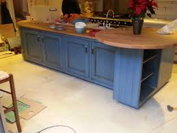 hand painted kitchen islands a hand painted kitchen in buckinghamshire i designed and painted