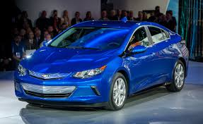 chevrolet volt 2016 chevrolet volt provides unique content at great value for canada