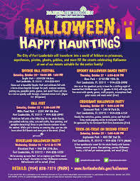 party city halloween commercial 2014 city of fort lauderdale fl halloween happy hauntings