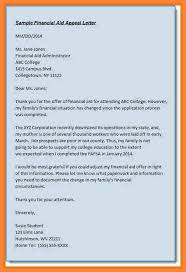 7 application letter for financial assistance bussines proposal