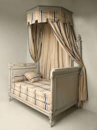 Vintage Canopy Bed Antq Directoire Style Canopy Bed At 1stdibs