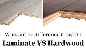 is vinyl flooring better than laminate difference between laminate flooring vs hardwood flooring