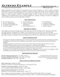 It Security Resume Examples by Resume Samples Types Of Resume Formats Examples And Templates