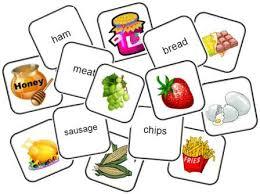 cuisiner en anglais la nourriture en anglais aux cycles 1 2 et 3 flashcards leçons mémory