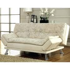 Modern Futon Sofa Bed Fascinating Futon With Ottoman Size Of Modern Futon Sofa Bed
