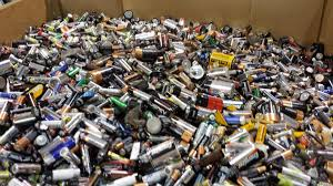 recycling that typical household battery is not as easy as you