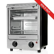 Toaster Oven Broil Courant Toastower 900w Upright Toaster Oven U0026 Broiler