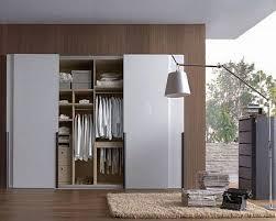 Sliding Door Bedroom Furniture Awesome Brown Sliding Door Wardrobe Designs For Bedroom Italian