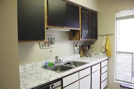Why Renovate When These Easy Home Updates Are Possible - Contact paper kitchen cabinets
