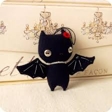 sale halloween bat ornament pdf pattern manualidades