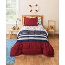 Mainstays Bedding Sets Mainstays Bed In A Bag Mosby Chevron Bedding Set Walmart Com