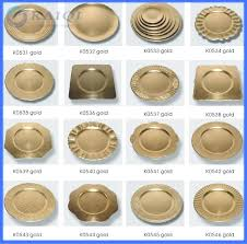 wedding plates for sale plastic chargers plates view larger hot sale wedding cheap plastic