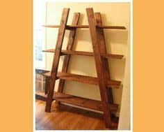 Leaning Shelves Woodworking Plans by Ana White Build A Leaning Wall Shelf Free And Easy Diy Project