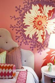 128 best interior images on pinterest waves wall murals and home fashionable paint ideas for girls bedroom feminine marvelous teenage girl bedroom interior design come with large flower wall decal in purple white white