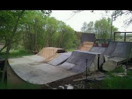 My Backyard SkatePark  YouTube - Backyard skatepark designs